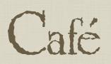 WELCA Cafe