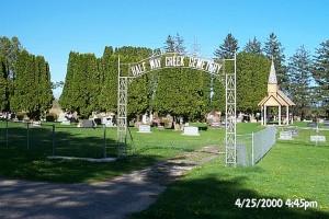 Halfway Creek Cemetery Tombstone Inscriptions Website