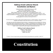 Constitution Nav