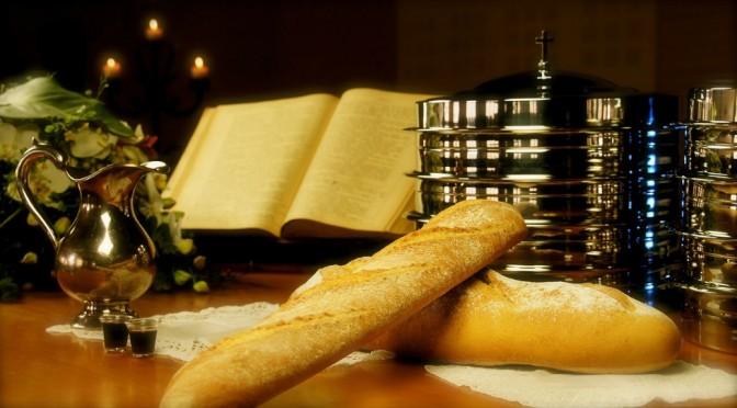 Bread, Wine, Bible