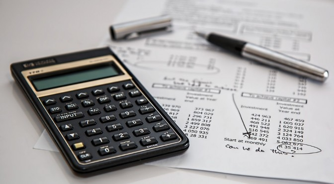 Financial Calculator and Invoice